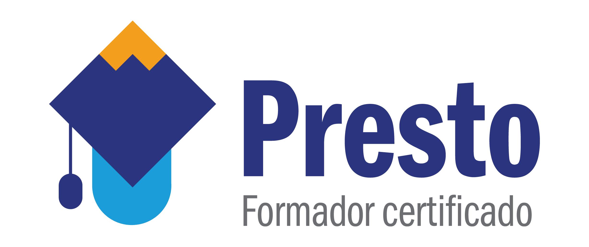 Formador Certificado por SOFT para impartir Cursos de Presto