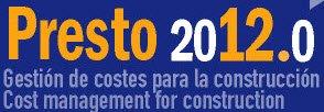 novedades Presto 2012