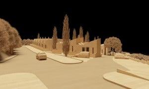 EXA4: Infografía 3d y Render de Arquitectura Anteproyecto Concurso