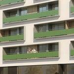 Infografía de Arquitectura: Concurso Adjudicado. Terrassa, Barcelona.