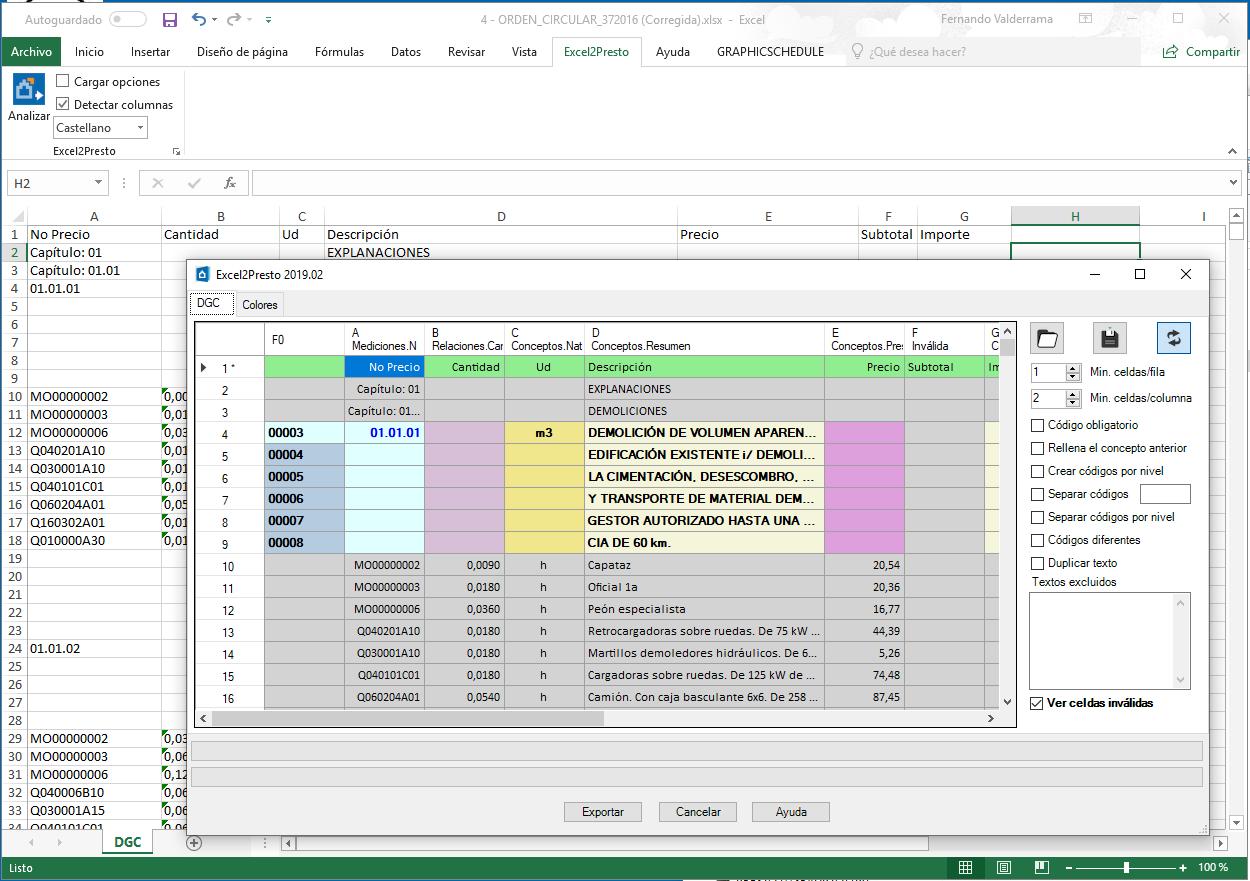 Webinar Presto Excel2Presto