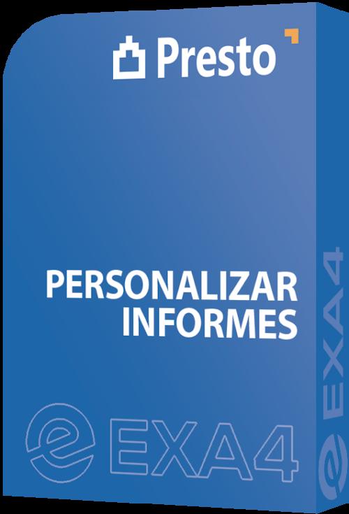 Personalizar Informes