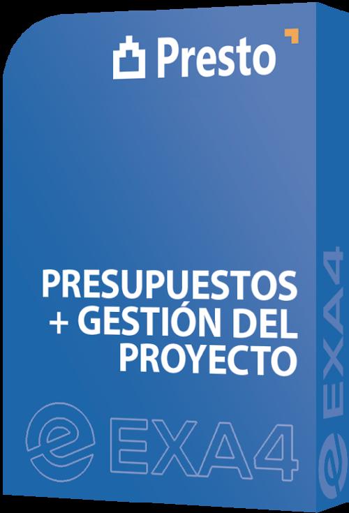 Presupuestos + Gestión del Proyecto