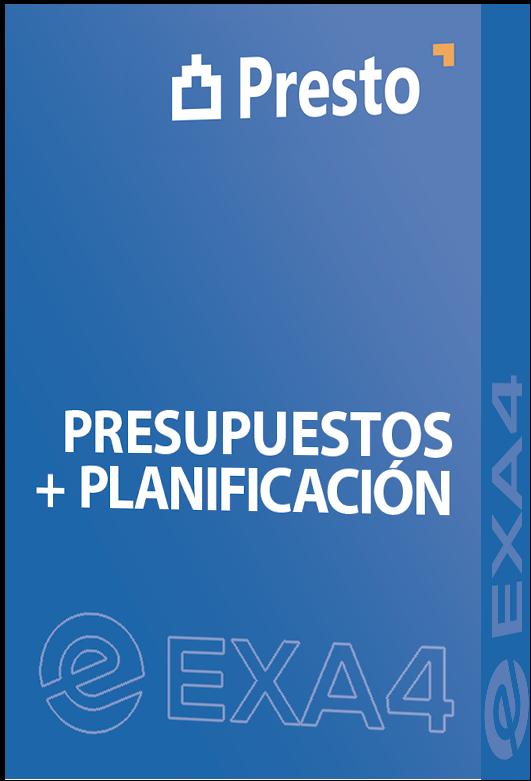 Presupuestos + Planificación